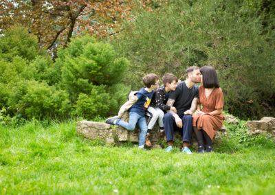 family fun photos in Kelsey Park Beckenham