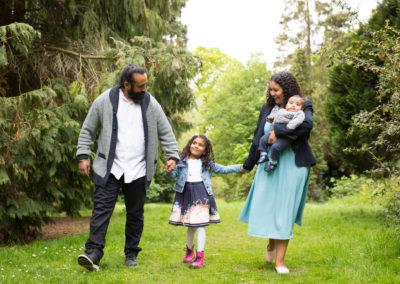 family photoshoot beckenham kelsey park