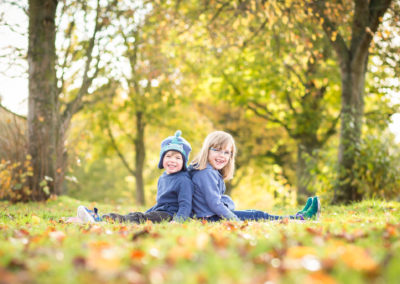 autumn photography in beckenham