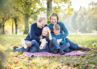 Autumn mini shoot in Beckenham