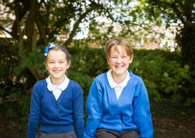 Sibling school photo Beckenham